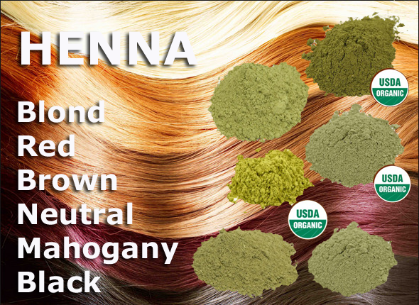 Enjoy doing your own homemade natural hair tinting using henna and ...