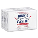Kirk's Natural Castile Soap Original